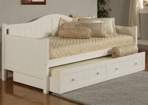 White Daybed With Drawers by 7 White Daybeds With Storage Drawers Furniture