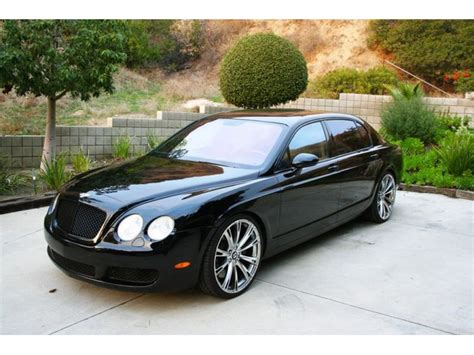 2019 Bentley 4 Door by 2006 Bentley Continental Flying Spur 4 Door Sedan Elite