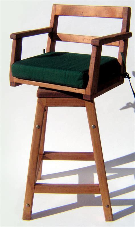 captain chair bar stools redwood captain s chair bar stool wooden bar stools