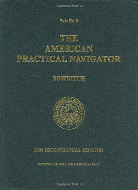 the american practical navigator vol 1 bowditch volume 1 books the american practical navigator bowditch toolfanatic