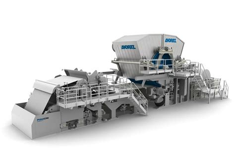 Paper Machines - andritz to supply two tissue machines with steel yankees