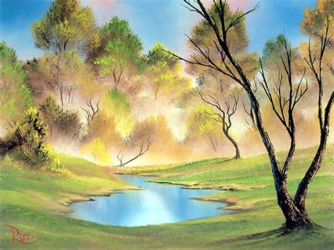Nature Paintings by Beautiful Wallpapers Beautiful Nature Paintings Images