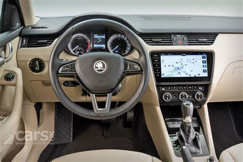 skoda kodiaq interior 2017 skoda octavia facelift comes with a touch of kodiaq