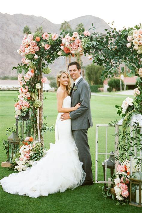 Wedding Arch Floral by 40 Ways To Decorate Your Wedding With Floral