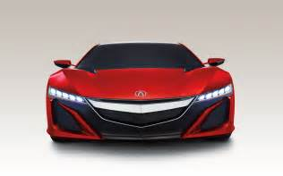 How Much Are Acura Nsx Future Shock 2015 Acura Nsx Photo Gallery Motor Trend