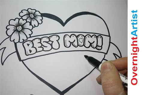 most popular things for kids draw best mom how to draw best mom graffiti bubble