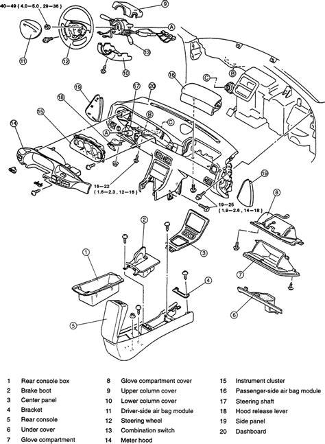 manual repair free 1997 mazda mx 6 transmission control service manual 1997 mazda mx 6 heater core replace