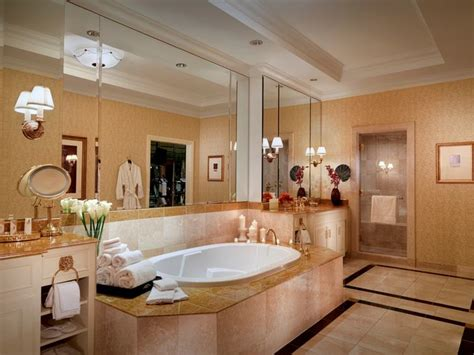 20 of the most luxurious hotel bathrooms in vegas