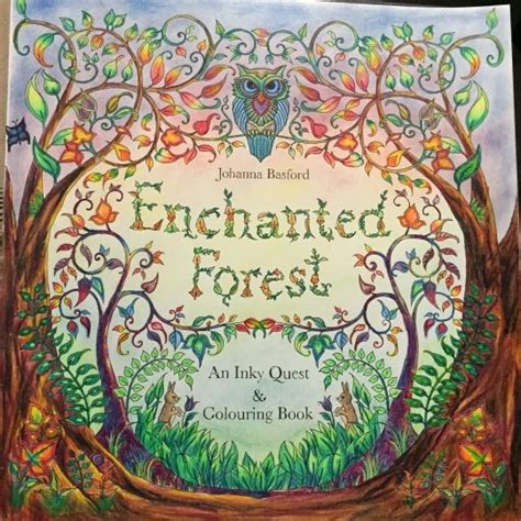 secret garden colouring book canada 114 best images about enchanted forest coloring book