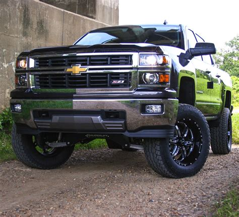 gmc lift kit superlift 8 quot lift kit for 2014 2017 chevy silverado and