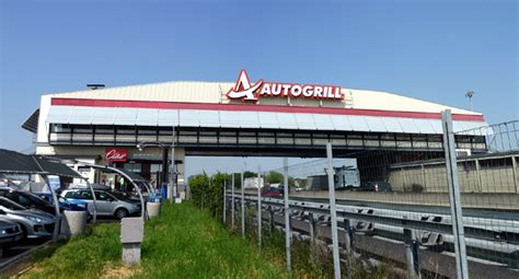 Auto Grill by The Magic Of Autogrill Highway Restoration Elevated
