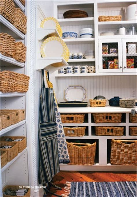 Pantry Storage Baskets by Storage Alternatives For Drawer Less Kitchens Pantry