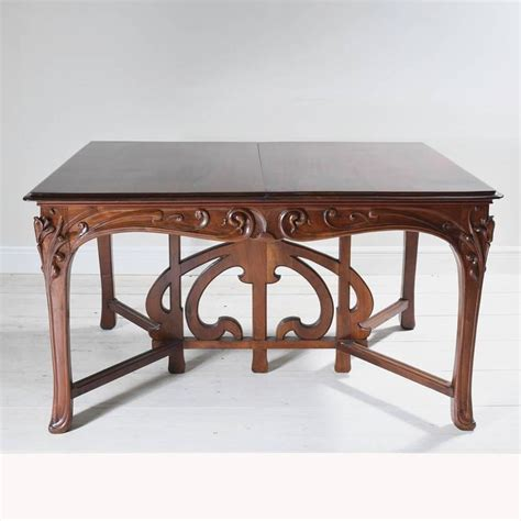 Nouveau Dining Room Furniture Nouveau Dining Suite With Six Chairs And Extension