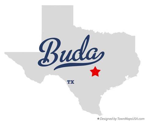 buda texas map map of buda tx texas