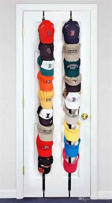 Best Quality Baseball Cap Holder Hat Hang Up Organizer Cap
