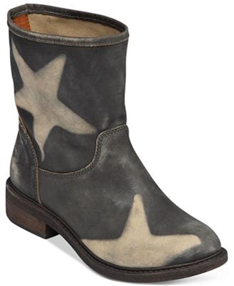 macy s lucky brand boots lucky brand s nitroh booties shoes macy s