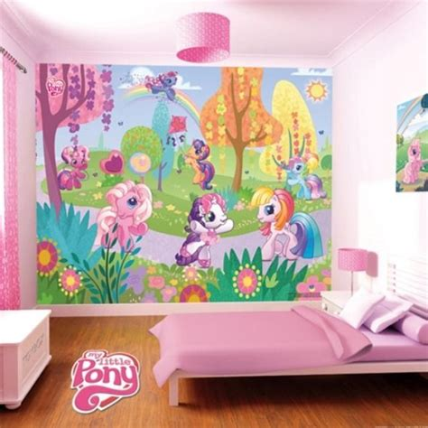 Pony Room Decor by Pony Birthday Ideas