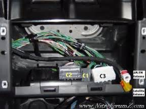 radio connector pinouts dodge nitro forum
