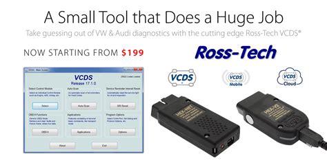 Vcds Audi by Ross Tech Vcds Vag Diagnostic System For Audi