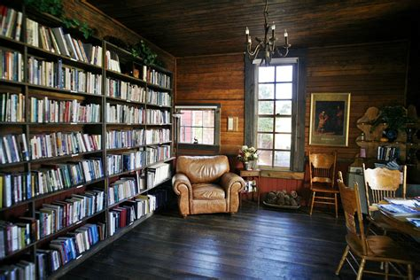 Comfy Armchair Design Ideas Marvelous Building A Home Library With Brown Wooden Wall Bookshelf Fancy Design Leather Comfy