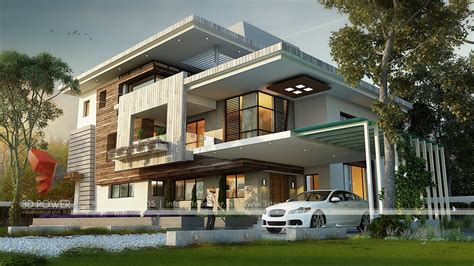 ultra modern home design bungalow exterior where