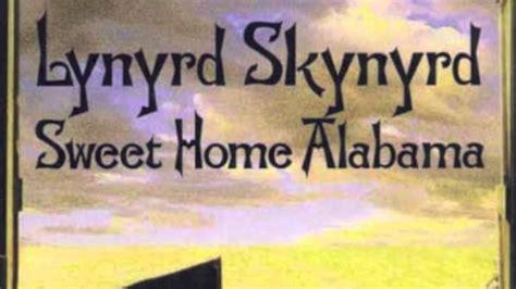 lynyrd skynyrd sweet home alabama audio hq