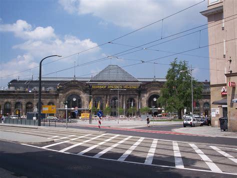 Dresden Neustadt by File Dresden Bahnhof Neustadt Jpg Wikimedia Commons
