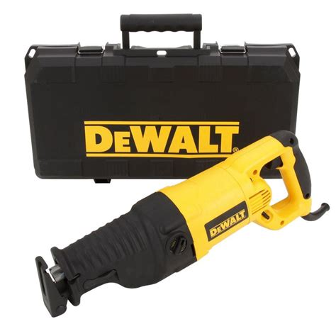 dewalt 13 reciprocating saw kit dw311k the home depot