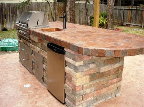 backyard bbq setup nice outdoor bbq set up for our future home pinterest
