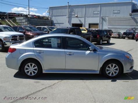 2012 Subaru Legacy 2 5i Premium by 2012 Subaru Legacy 2 5i Premium In Silver Metallic