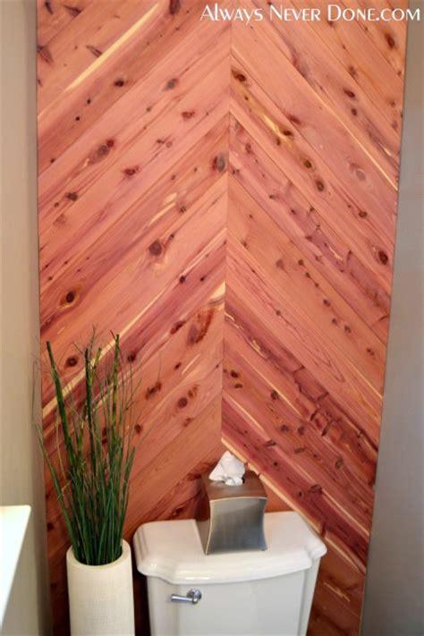 Vinyl Wood Planks On Ceiling