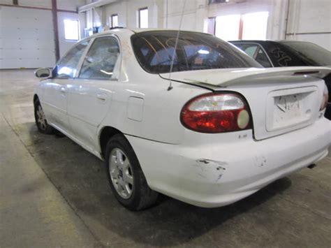 Kia Sephia 1999 Parts Parting Out 1999 Kia Sephia Stock 110542 Tom S