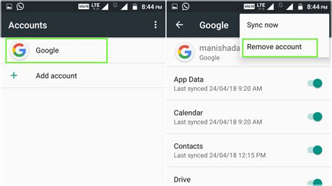 remove gmail from android how to sign out of gmail ubergizmo