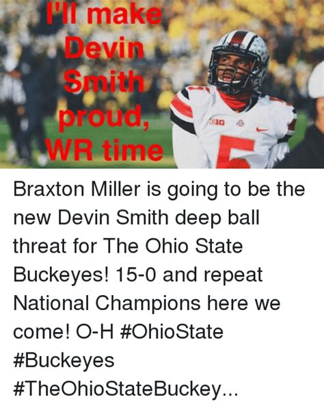 Braxton Miller Meme - ohio memes on sizzle basketball and sports