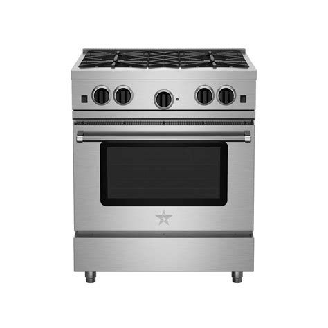 bluestar copper 30 gas range available at www idlers net rcs304bv2 bluestar rcs 30 quot convection gas range stainless