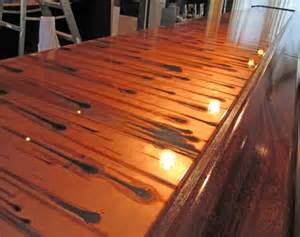 Copper Top Bar by Stellar Copper Bar Tops