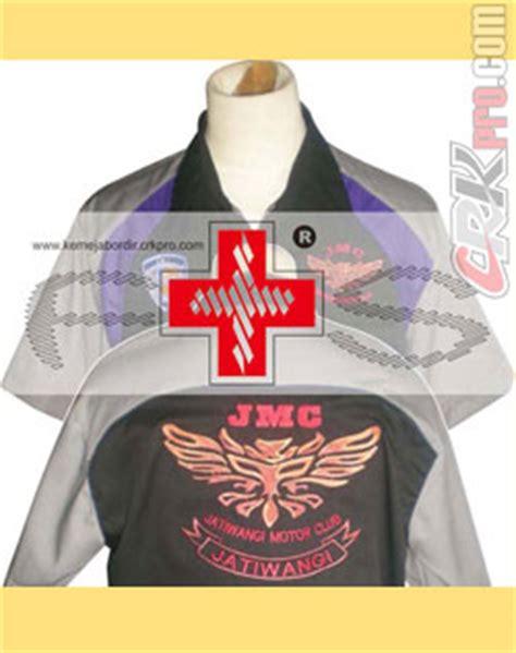 Kemeja Batik Emblem kemeja pria keren gaul