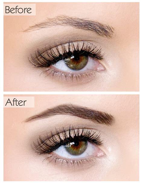 tutorial natural eyebrows natural eyebrow shaping tutorial by florina youtube
