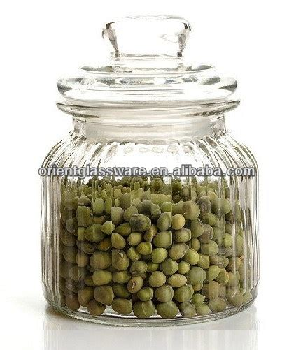Shanghai Wholesale Transparent Glass Candy Buffet Jar Buffet Jars Cheap