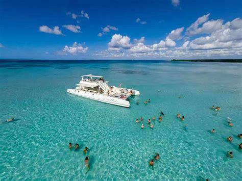 catamaran cruise punta cana excursions catamaran cruise to saona island from punta cana explore
