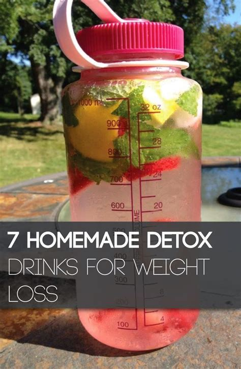 7 Day Weight Loss Detox Drink by 13 Best Images About Detox Waters On Lemonade