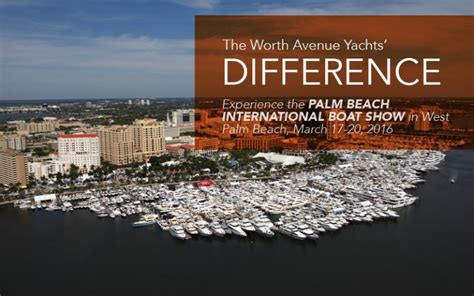 palm beach boat show june 2017 yachts on display at flibs 2016 worth avenue yachts