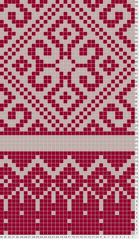 how to fair isle knit 2037 best images about cross stitch patterns flowers on