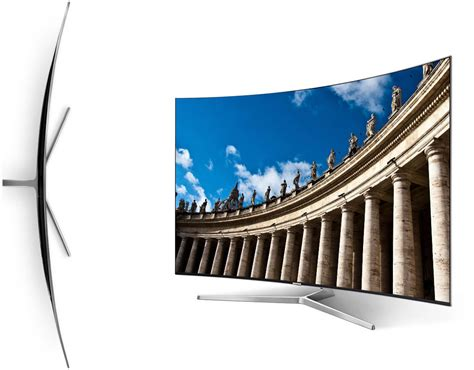 samsung tv suhd curved design