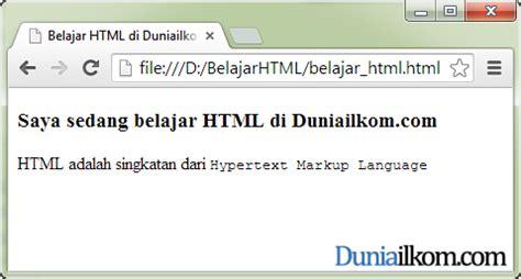 membuat text html html font tag deprecated phpsourcecode net