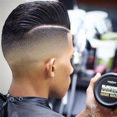 comb  fade haircut designs styles ideas