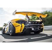 Before You Die 1 McLaren P1 GTR CAR September 2015 By Magazine
