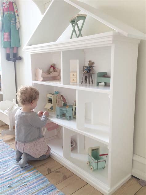 Pottery Barn Kids Dollhouse Bookcase Maileg Casa Voltolina