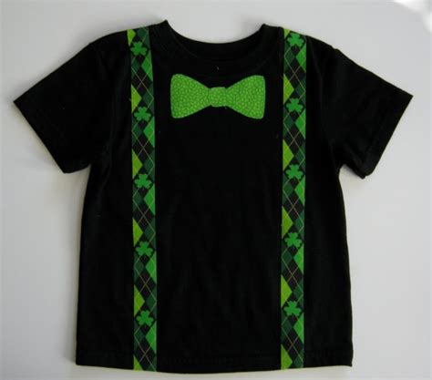diy st s day bow tie onesie for 17 best images about clothes on st pats dinosaurs and st day shirts