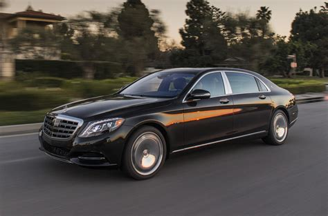 mercedes maybach s 600 review 2017 autocar